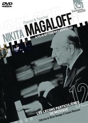 Rent Nikita Magaloff: Pianist and Teacher Online DVD Rental