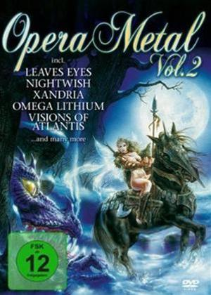 Opera Metal: Vol.2 Online DVD Rental