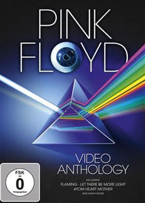Rent Pink Floyd: Video Anthology Online DVD Rental