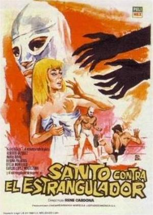 Santo Vs the Strangler Online DVD Rental