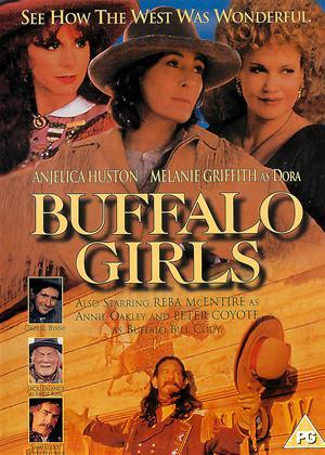 Buffalo Girls Online DVD Rental