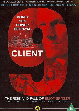 Rent Client 9: The Rise and Fall of Eliot Spitzer Online DVD Rental