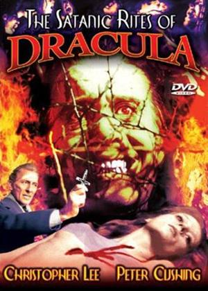 The Satanic Rites of Dracula Online DVD Rental