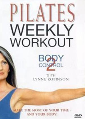 Pilates Weekly Workout Online DVD Rental