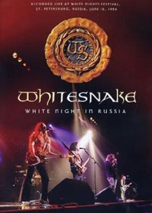 Whitesnake: White Night in Russia Online DVD Rental