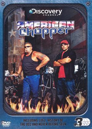 American Chopper: Lugz and History of the OCC Online DVD Rental