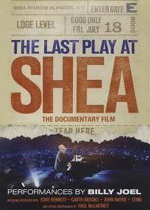 Billy Joel: The Last Play at Shea Online DVD Rental