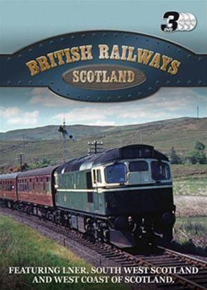 British Railways: Scotland Online DVD Rental