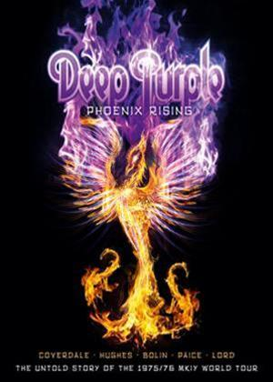 Rent Deep Purple: Phoenix Rising Online DVD Rental