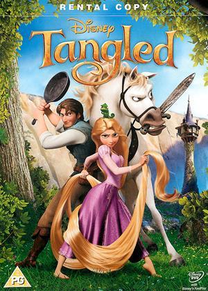 Tangled Online DVD Rental