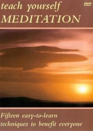 Rent Teach Yourself Meditation Online DVD Rental