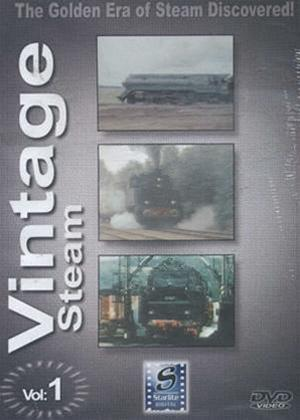 Rent Vintage Steam: Vol.1 Online DVD Rental