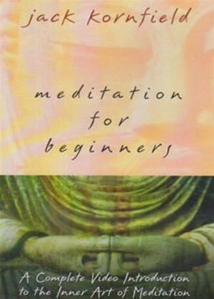 Rent Meditation for Beginners Online DVD Rental