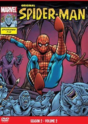 Spider-Man: Series 2: Vol.2 Online DVD Rental