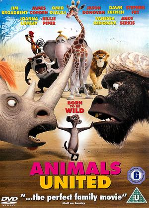 Animals United Online DVD Rental