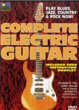 Complete Electric Guitar Online DVD Rental