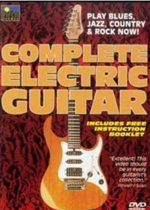 Rent Complete Electric Guitar Online DVD Rental