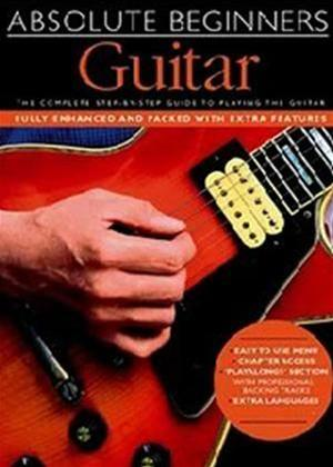 Rent Absolute Beginners: Guitar Online DVD Rental