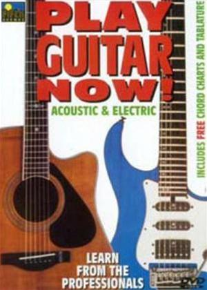 Play Guitar Now! Online DVD Rental