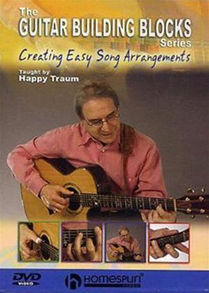 Guitar Building Blocks: Creating Easy Song Arrangements Online DVD Rental