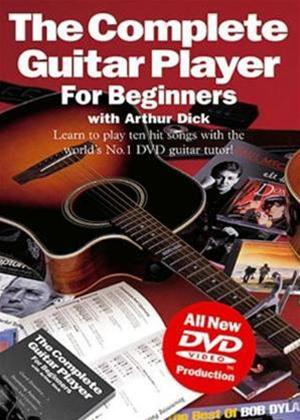 The Complete Guitar Player for Beginners Online DVD Rental