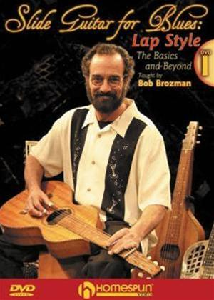 Rent Slide Guitar for Blues: Basics Online DVD Rental