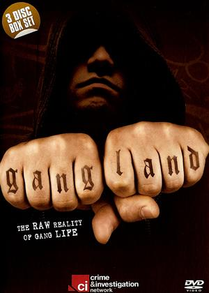 Gangland: The Raw Reality of Gang Life Online DVD Rental