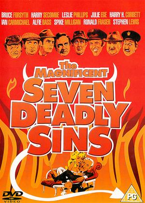 The Magnificent Seven Deadly Sins Online DVD Rental