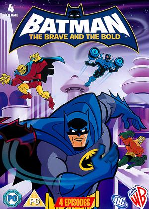 Rent Batman: The Brave and the Bold: Vol.4 Online DVD Rental