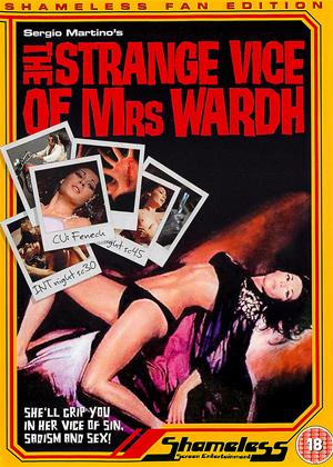 Strange Vice of Mrs Wardh Online DVD Rental