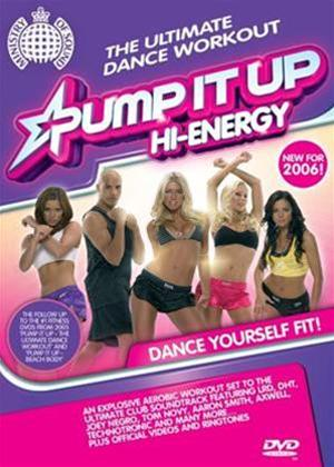 Pump It Up: High Energy Online DVD Rental