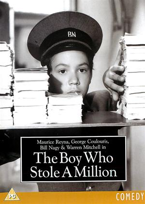 The Boy Who Stole a Million Online DVD Rental