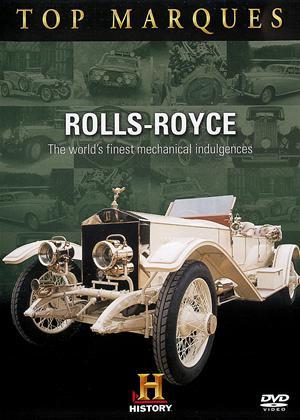 Rent Rolls-Royce Online DVD Rental