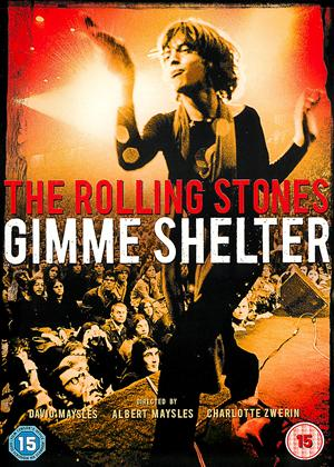 The Rolling Stones: Gimme Shelter Online DVD Rental