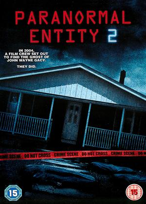 Paranormal Entity 2 Online DVD Rental