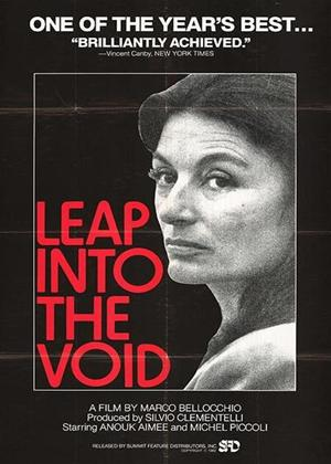 Leap Into the Void Online DVD Rental