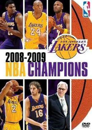 Rent NBA Champions 2008-2009: Los Angeles Lakers Online DVD Rental