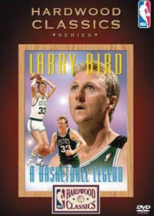 Rent NBA Hardwood Classics Series: Larry Bird a Basketball Legend Online DVD Rental