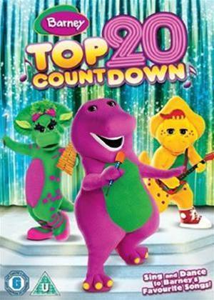 Rent Barney: Top 20 Countdown Online DVD Rental
