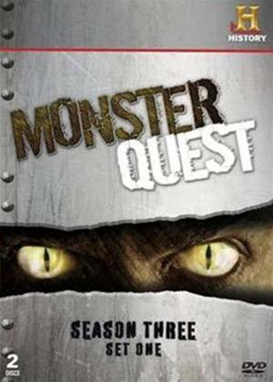 Rent Monster Quest: Series 3 Online DVD Rental