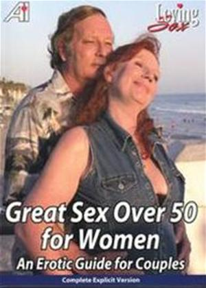 Rent Great Sex Over 50 for Women Online DVD Rental