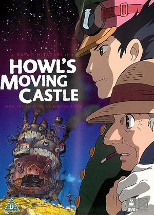 Rent Howl's Moving Castle (aka Hauru no ugoku shiro) Online DVD Rental
