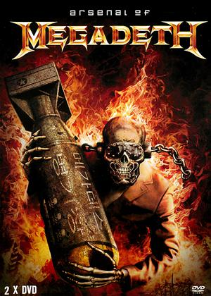 Rent Megadeth: Arsenal of Megadeth Online DVD Rental