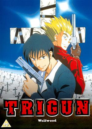 Rent Trigun: Vol.3 Online DVD Rental