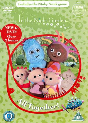 Rent In the Night Garden: All Together! Online DVD Rental