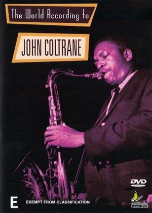 Rent John Coltrane: The World According to John Coltrane Online DVD Rental