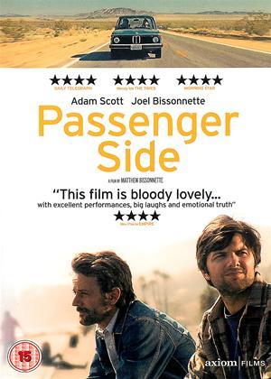 Passenger Side Online DVD Rental