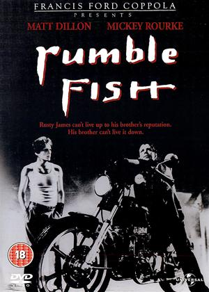 Rent Rumble Fish Online DVD Rental