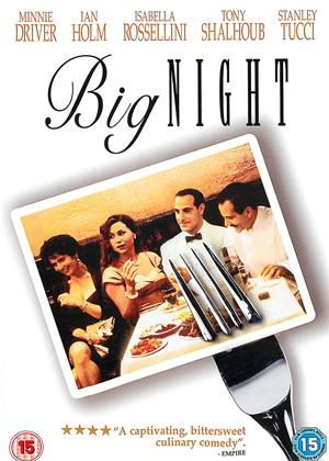 Big Night Online DVD Rental