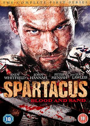 Spartacus: Blood and Sand: Series 1 Online DVD Rental